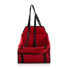 siege de transport sac siège de transport voiture pour chien couverture
