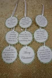 christmas gift funny christmas gift tags
