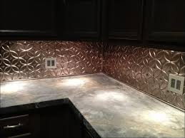Tin Ceiling Tiles For Backsplash - kitchen aluminum tiles decorative crown molding copper metal