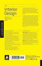 amazon com the interior design reference specification book amazon com the interior design reference specification book everything interior designers need to know every day 0884555454798 linda o shea