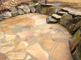 Dry Laid Flagstone Patio Landscaping Services Design Installation Maintenance