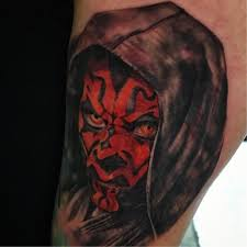 darth maul by eric cantu tattoos