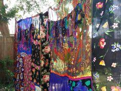 Hippie Drapes Boho Gypsy Curtains Drapes Fall Hippie Luxe Made To Order Hippy