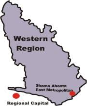 ghana western region
