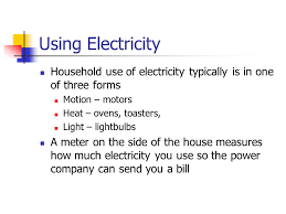 how much is a light bill household electricity ppt video online download