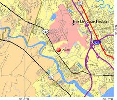 charleston sc zip code map 29418 zip code charleston south carolina profile homes