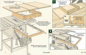 how make a table saw traditional knock down table base heirloom table