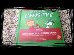 recordable books a brown christmas recordable books