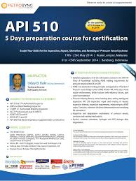 api 510 5 days preparation course for certification credit card