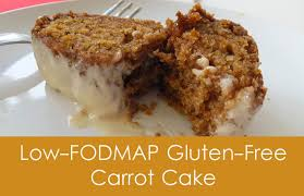 carrot cake low fodmap recipe fodmap fun