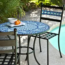 outdoor mosaic bistro table outdoor mosaic bistro table set http lachpage com pinterest