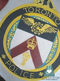toronto police badge cake cakecentral com