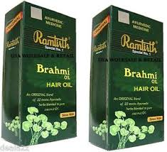 ramtirth brahmi hair oil 2 200ml ramtirth brahmi hair oil ayurvedic formula for hair growth