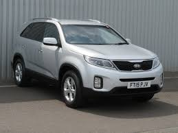 used kia sorento cars for sale motors co uk