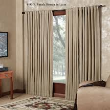 Eclipse Brand Curtains Absolute Zero Eclipse Home Theater Blackout Curtain Panels