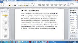 How To Make A Resume On Word 2010 Writing For Tts Bda Technology