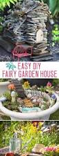 build the cutest diy fairy garden house ever fairy garden houses