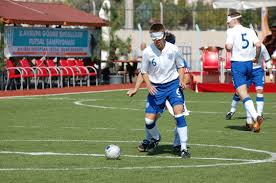 Paralympics Blind Football Biographies Listen2win
