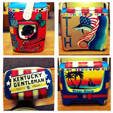 Kentucky travel cooler images 25 best cool coolers images cooler painting frat jpg