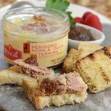 perigord pork and duck pate rougie gourmet food store