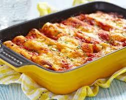 cuisine sicilienne recette recette cannelloni à la sicilienne facile rapide