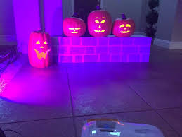 light o rama halloween sequences singing pumpkins illusion diy guide 7 steps with pictures
