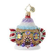 christopher radko ornaments ebay