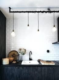 barre suspension cuisine barre suspension cuisine le cuisine style industriel diy barre