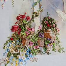 silk ribbon embroidery silk ribbon embroidery ribbon embroidery from
