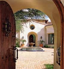 historic texas ranches clay tiles walkways and spanish