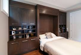 Murphy Bed Transitional Bedroom Vancouver By Old World - Custom cabinets bedroom