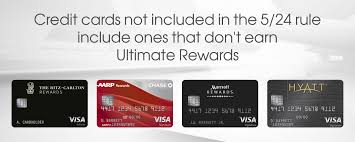 Chase Visa Business Credit Card Chase 5 24 Exceptions