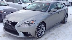 lexus awd is 250 reviews 2014 lexus is 250 awd in atomic silver premium package review