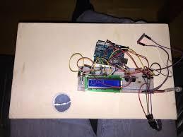 arduino digital clock with aquarium rgb light 4 steps