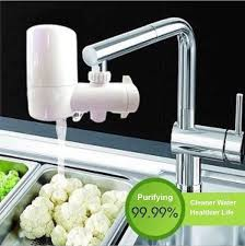 kitchen filter faucet hi tech ceramic filter tap faucet water purifier kitchen inline