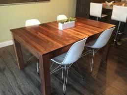 table de cuisine table de cuisine cg ébénisterie