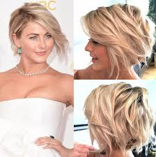 julianne hough shattered hair 28 best new short layered bob hairstyles julianne hough