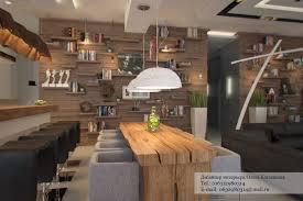 Small Modern Kitchen Ideas by Studio Apartment Architected By Ola Kataevskaj Keribrownhomes