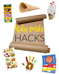 thanksgiving placemats for kids thanksgiving kids table hacks u2014 mamatoga