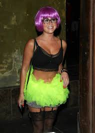 alexa vega at halloween party at lure nightclub in hollywood