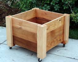 planter box plans etsy