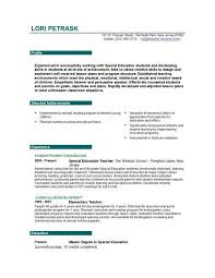 Resume Extracurricular Activities Sample by Sample Resume For Applying Teaching Job Best Resume Collection