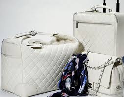 travel chanel images Chanel luggage class while traveling the style shopper jpg