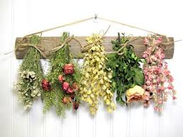 Dried Flower Arrangements Dried Flower Rack Dried Floral Arrangement Rustic Drying Rack