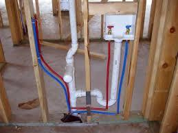 Installing A Basement Toilet by Plumbing Box U0026 Sink Rough In Laundry Room Ideas Pinterest
