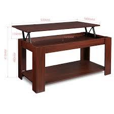 Wohnzimmertisch Platte Homfa Couchtisch Wohnzimmertisch Beistelltisch Tisch Mit