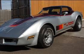 turbo corvette corvette turbo gm test car now up for sale corvette