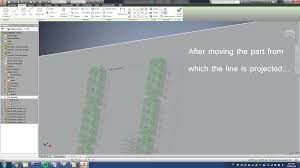 assembly extrude a new part from a cross parts sketch autodesk