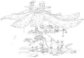 treehouse coloring pages exprimartdesign com