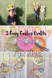 3 easy easter crafts with paper plates easter crafts easter and